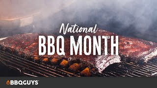 Happy National BBQ Month from BBQGuys | 2020