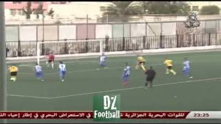 اتحاد الحراش 0-1 امل الاربعاء - الرابطة المحترفة الجزائرية الأولى (الجولة 1)