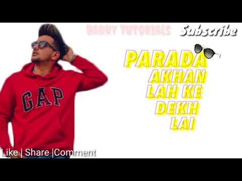 PRADA WhatsApp Stetus JASS MANAK   Latest Punjabi Songs 2018