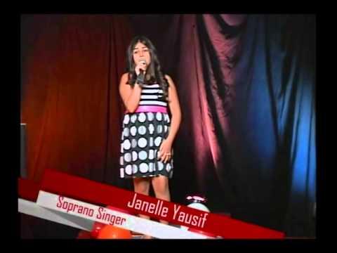 Aghani Tahani with Host Rita Yousif & Janelle Yausif Prt 1