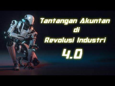 AKUNTAN di ERA REVOLUSI INDUSTRI 4.0 & SOCIETY 5.0