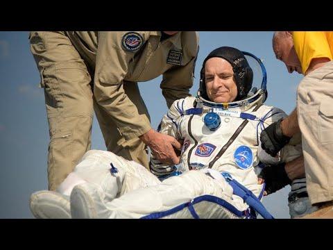 شاهد: أعضاء من طاقم البعثة 59 إلى محطة الفضاء الدولية يعودون إلى الأرض…  - 08:53-2019 / 6 / 25