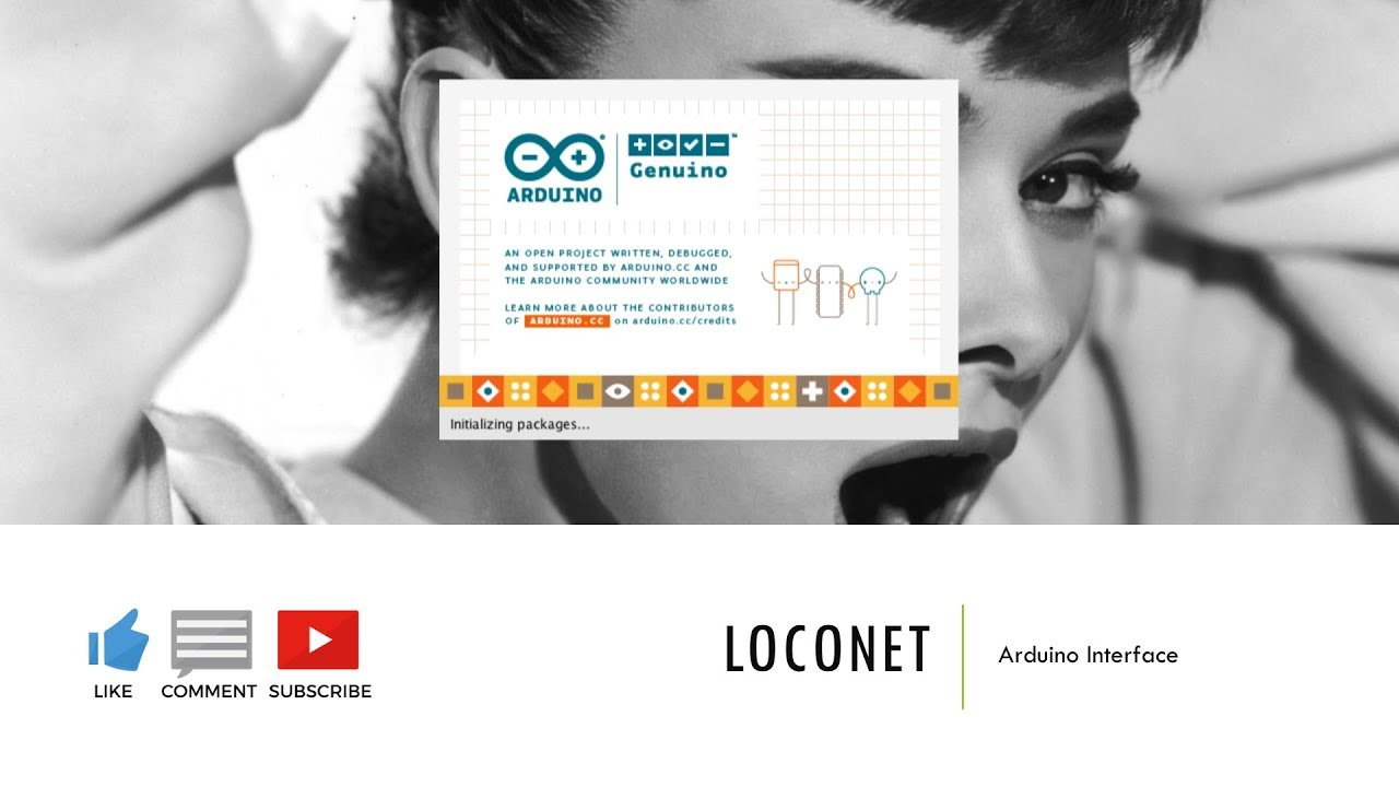 LocoNet | Arduino Interface – Curious T!mo