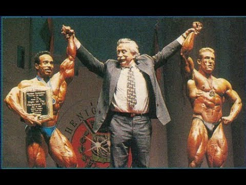 When Dorian Yates lost to the Giant Killer