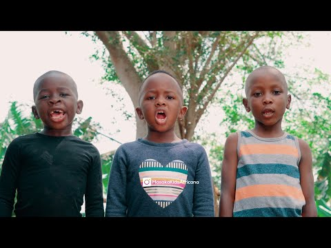 Masaka Kids Africana - With You [Official Music Video]
