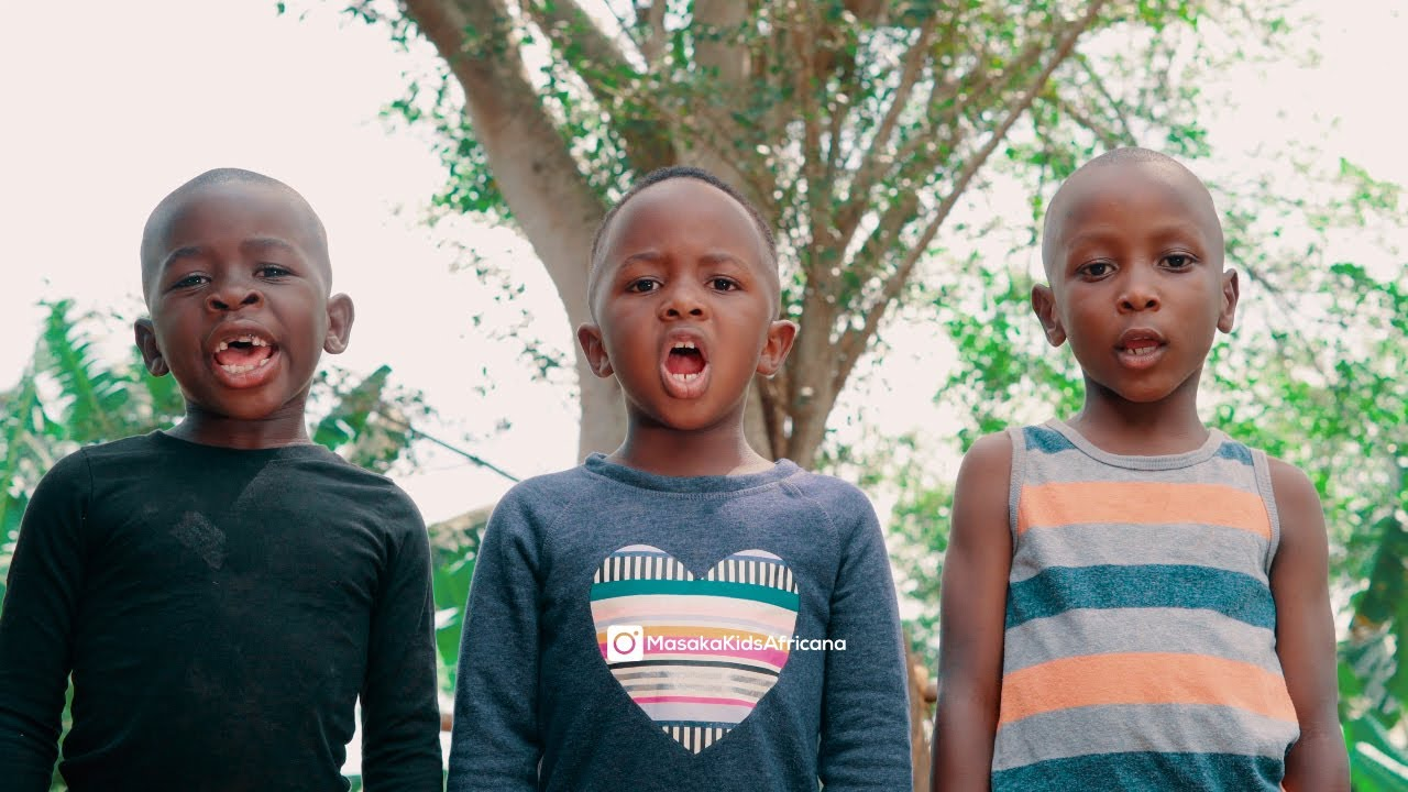Download Masaka Kids Africana - With You [Official Music Video]