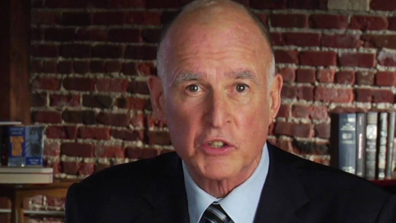Image result for Jerry Brown Signs California's Death Warrant. Ruling Signals The End