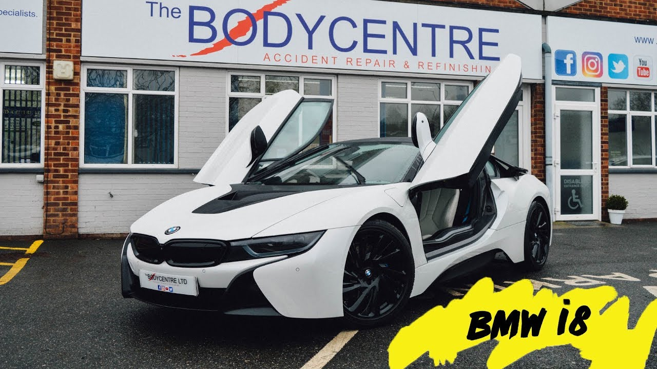 Bmw I8 Custom Projects Electric Car Youtube