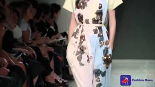 Bottega Veneta - Milan Spring Summer 2015 Full Exclusive Fashion Runway Show