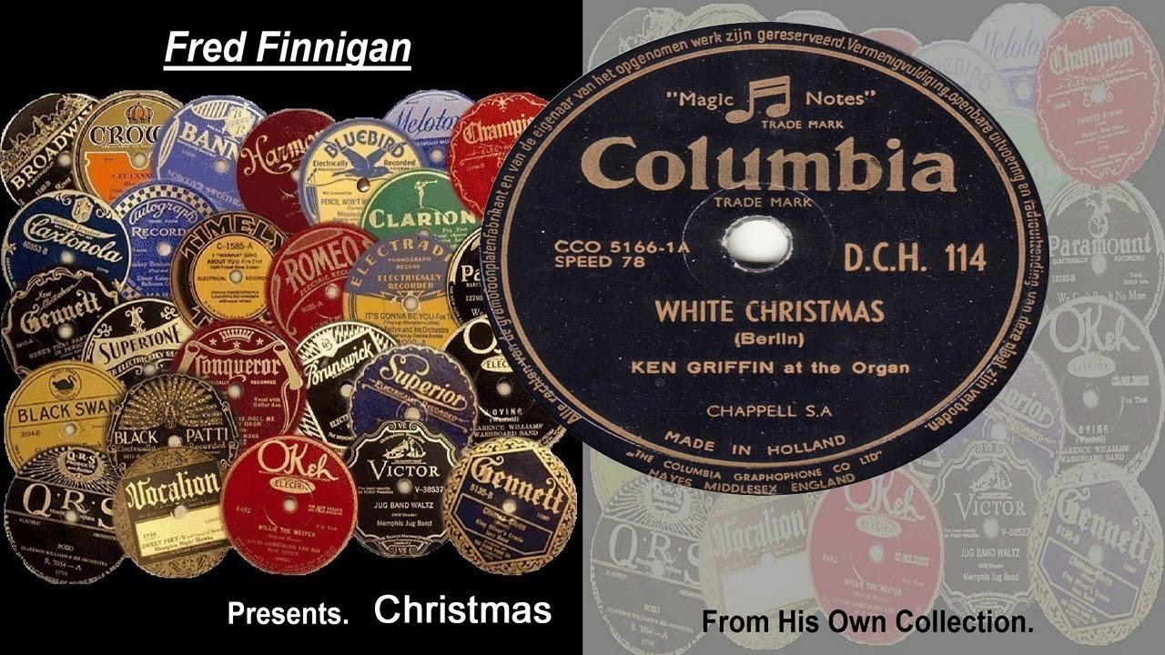 Ken Griffin - White Christmas