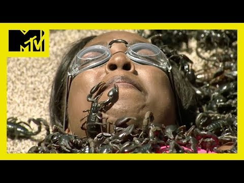 6 'Fear Factor' Moments That'll Make Your Skin Crawl 🐛 | MTV Ranked