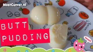 Japans Snoep - Shin-chan Butt Pudding Diy Japanese Candy Popin Cookin Mostcutest.nl