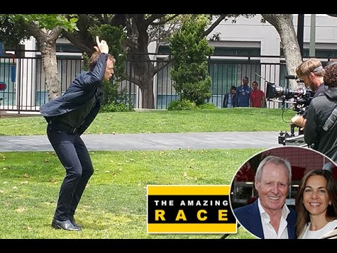 Amazing Race 2017 Raw Footage – Behind the Scenes