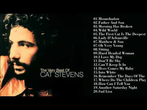 The Very Best Of CAT STEVENS 2018 - CAT STEVENS Greatest Hits Full Album (HD)