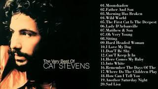 The Very Best Of CAT STEVENS 2018 - CAT STEVENS Greatest Hits Full Album (HD)