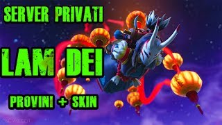 🔴 PRIVATIES FOR ALL! SKIN🔴LIVE FORTNITE ITA🔴PROVINI IN DM!!!
