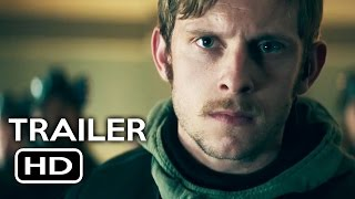 6 Days Official Trailer #1 (2017) Jamie Bell, Abbie Cornish Action Movie HD