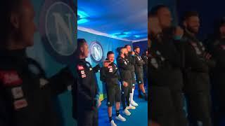 VIDEO DIRETTA SSCN - La presentazione della squadra in piazza a Dimaro Folgarida!