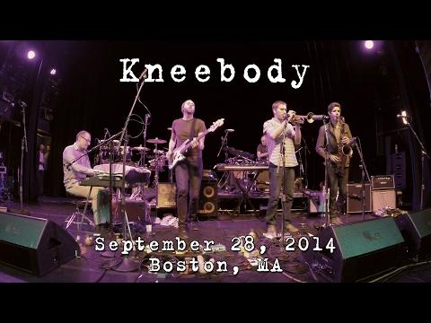 Kneebody: 2014-09-28 - Berklee Performance Center; Boston, MA [HD]
