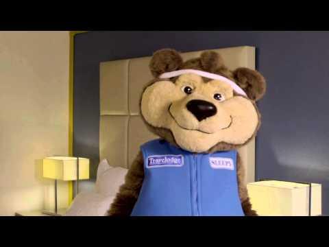 Travelodge Sleepy Bear - Exercise