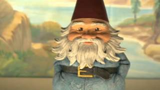 Travelocity Wandering Gnome Commercial