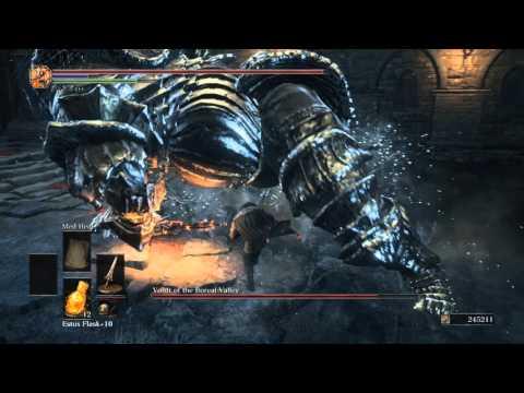 Vordt With Dragonslayer Swordspear (Ng+4) - YT
