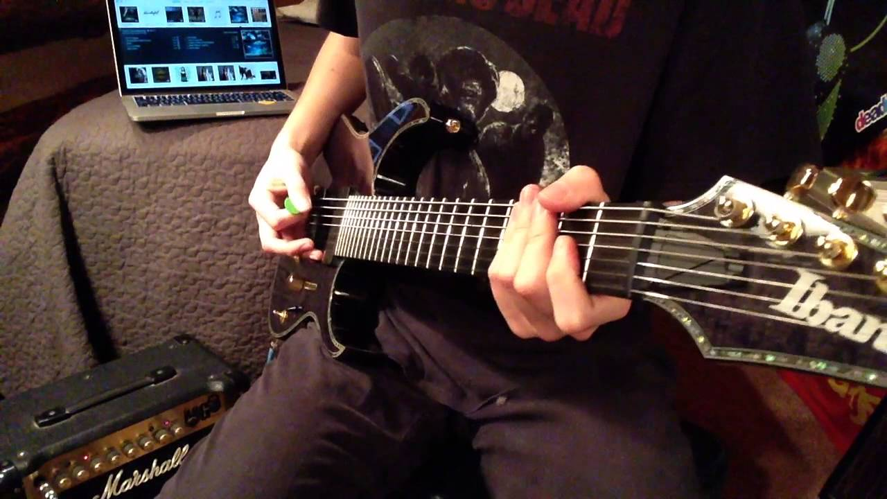 how to play bring me the horizon on guitar