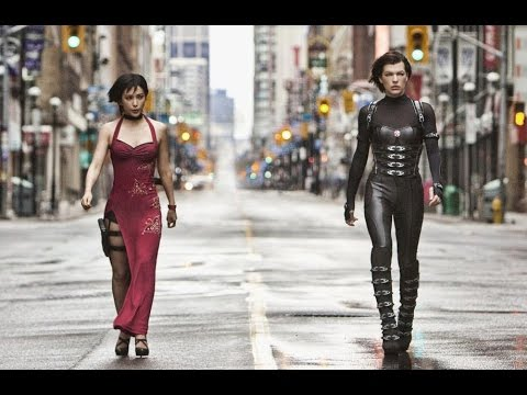 Resident Evil Retribution   Alice and Ada vs Executioners