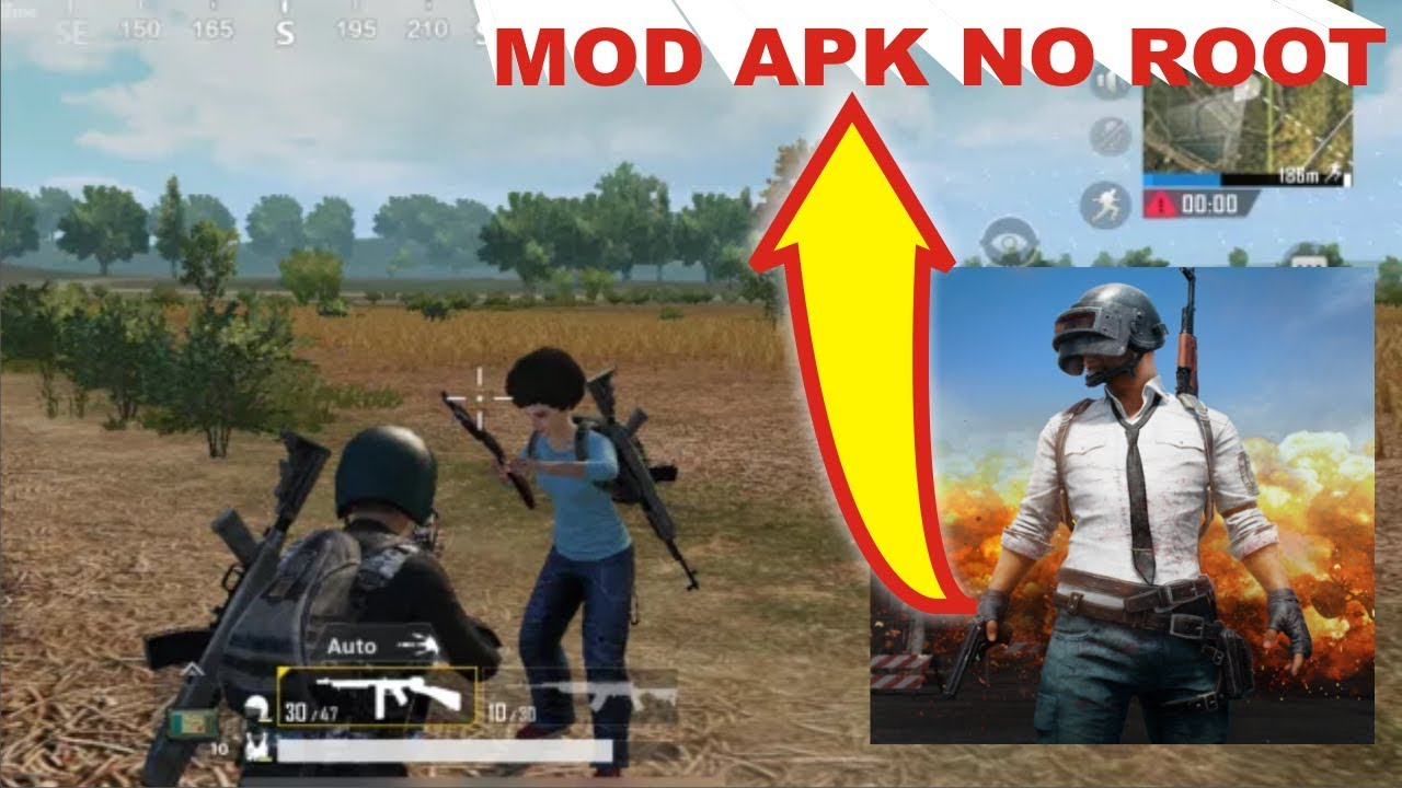 Pubg Mobile Mod Apk V0 5 0 3mb Android Download Youtube