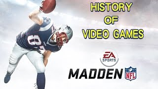 History of Madden NFL (1988-2017) - Video Game History