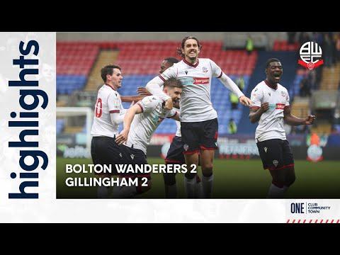 Bolton Gillingham Goals And Highlights