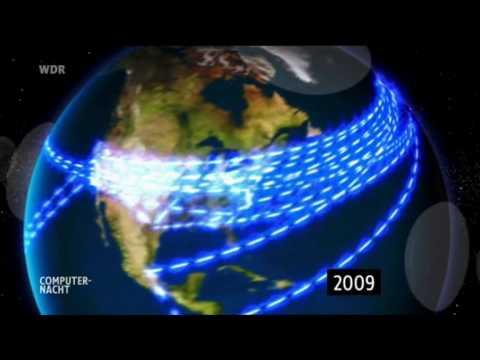 WDR Computernacht - Teil 5 - Wie das Internet auf die Welt kam