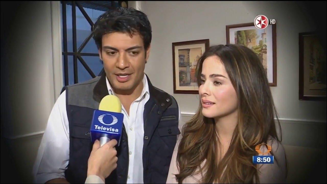 2016 Danna Garcia y Andres Palacios se preparan para Las ...