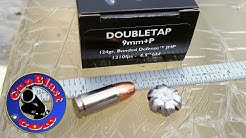 Shooting Ballistic Gelatin at Gunsite Academy with DoubleTap Ammo, Part 1 - Gunblast.com