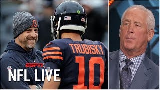 Former Bears head coach John Fox says Chicago had the worst offseason in the NFL | NFL Live
