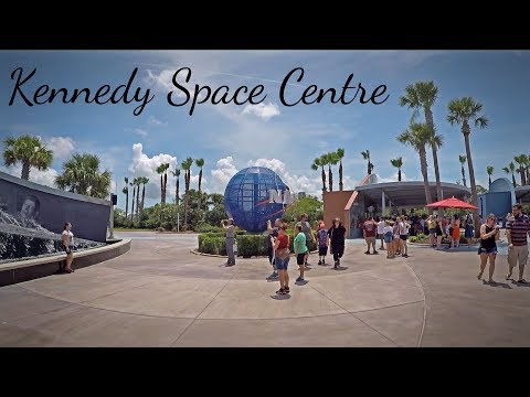 EP 5 - Disney World Vlog - Kennedy Space Centre