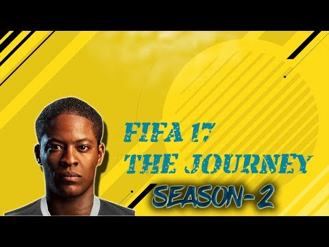 FIFA 17 THE JOURNEY (PART 2)