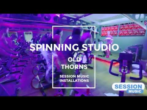 Old Thorns Country Hotel & Spa: Elevation Fitness Spinning Studio Install