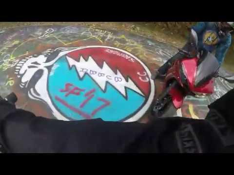 Burnt Rubber Syndicate Centralia, PA & Graffiti Highway