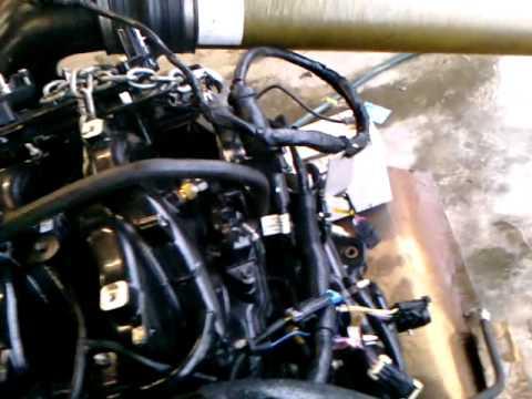 Mercruiser that wont fire 2367 on go drama for Motor oil fire starter