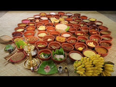Largest Vegetarian Feast in India - Aranmula Vallasadya