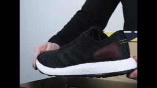 #JDUnboxed | adidas PureBoost 2.0