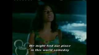Vanessa Hudgens feauturing Zac Efron- Gotta go my own way with lyrics.m4v