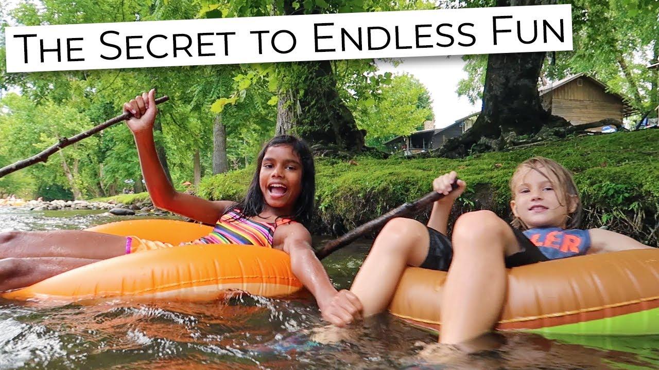 The Secret to Endless Fun