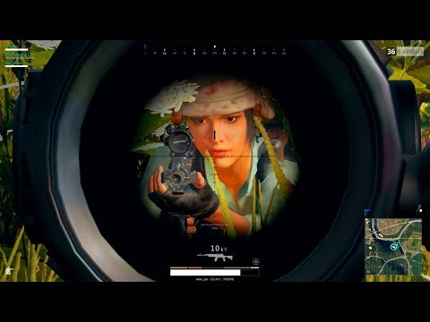360 M24 SHOT TO WIN IT ALL?!?!!? (PUBG BATTLEGROUNDS GAMEPLAY)