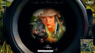 360 M24 SHOT TO WIN IT ALL?!?!!? (PUBG BATTLEGROUNDS GAMEPLAY) thumbnail