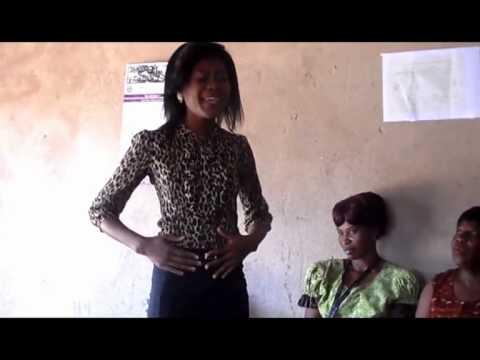 Global Harvest Centre-woman healed of cancer