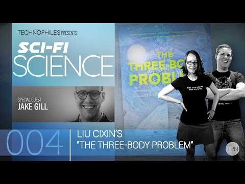 "#4 ""Liu Cixin's The Three Body Problem"" 