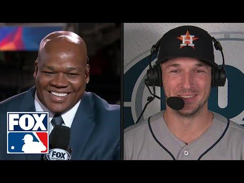 Alex Bregman Breaks Down The Astros Game 5 Win Of The World Series | FOX MLB