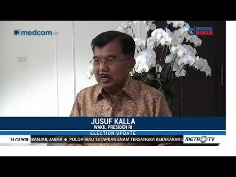 JK Pertanyakan Logika Hoaks Terkait Jokowi Melarang Adzan Terlebih Wakilnya Seorang Ulama